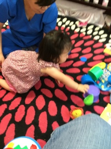 We are still working on learning to crawl.